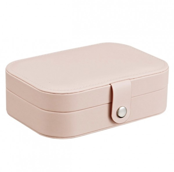 Travel Case Dreamy Rosa Schmuckbox